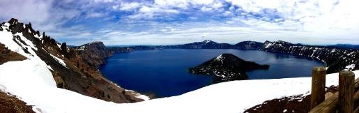 Crater Lake June 2014